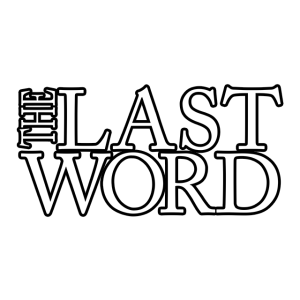 TheLastWordLogoSmall Inverted HiRes Rasterized Transparency Stroked